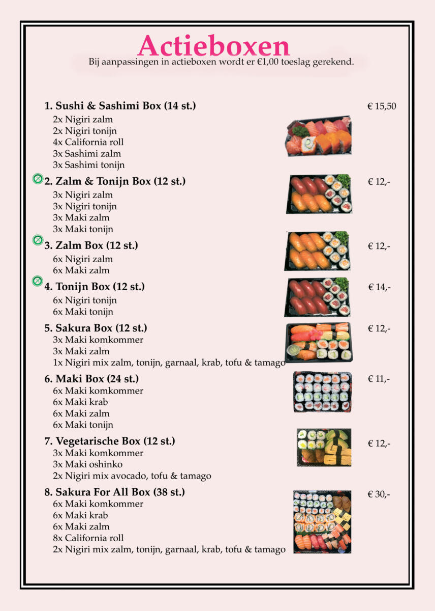 pagina 2 menu 2020